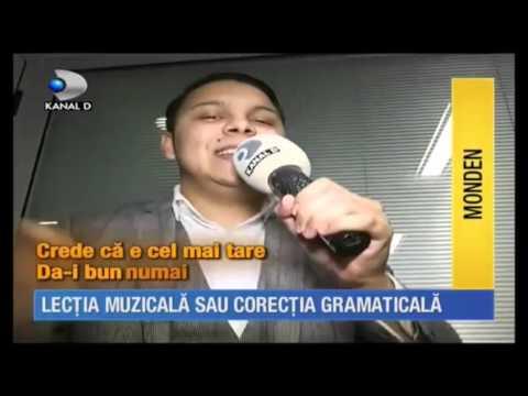 Geany Morandi vs Mircea Badea INTERVIU KANAL D
