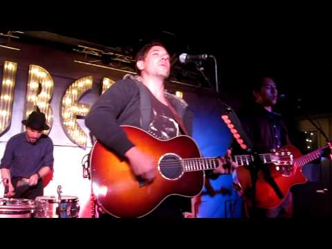 The Airborne Toxic Event - All At Once - Newberry Music Hall, Saratoga Springs NY 12/17/14