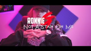 Ronnie G - Not A Stain On Me (Official Quarantine Video) shot by @moneylonger513