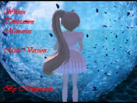 Within Temptation- Memories (Male Version)