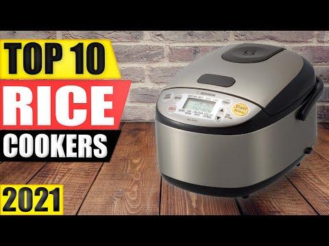 ✅ TOP 5: Best Rice Cooker 2020