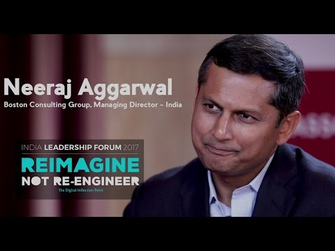 Neeraj Aggarwal || Managing Director - India, Boston Consulting Group || NILF 2017