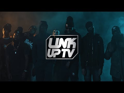 Afro B Ft AM & Skengdo - Pull Up Remix | Link Up TV