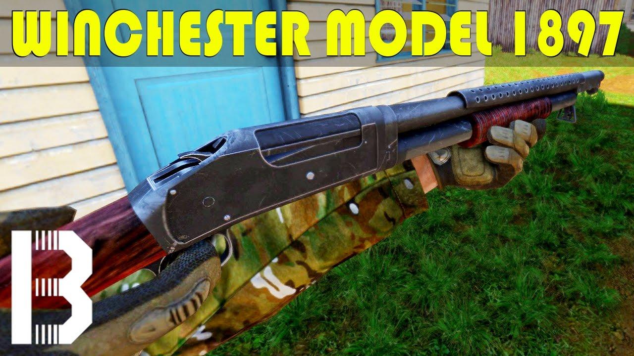 ArmA 3 Project Infinite - Winchester Model 1897