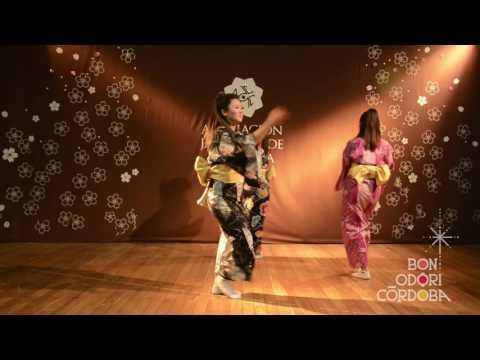 Baile Tradicional Bon Odori Córdoba - Kawachi Ondo
