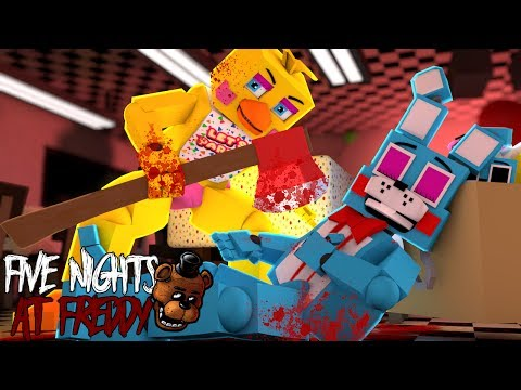 Minecraft : FIVE NIGHTS AT FREDDY'S -  TOY CHICA MATOU TOY BONNIE #28