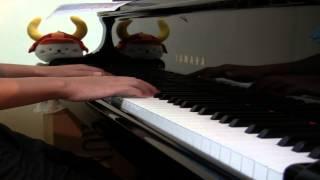 楽譜は、ヤマハの「月刊ピアノ2014年10月号」の ものを使いました。昔か...