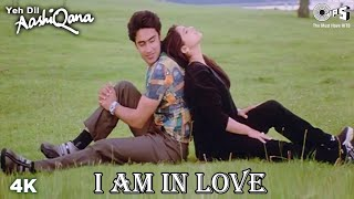 I Am In Love | Kumar Sanu | Alka Yagnik | Karan Nath | Jividha | Yeh Dil Aashiqana | 90's Song Video