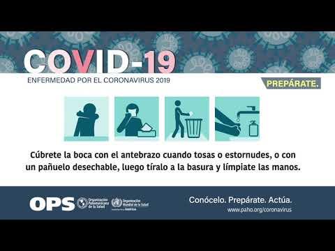 COVID-19: ¿Qué es?