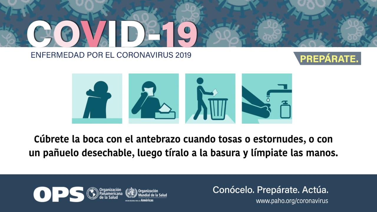 Prevención COVID 19