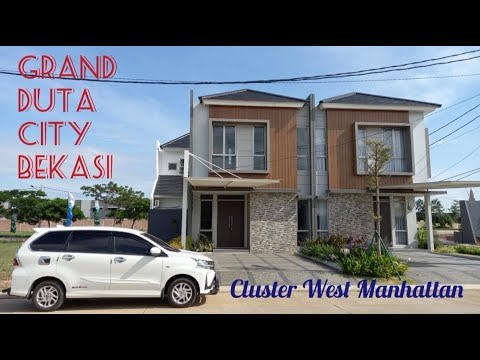 Cluster West Manhattan - Grand Duta City Bekasi
