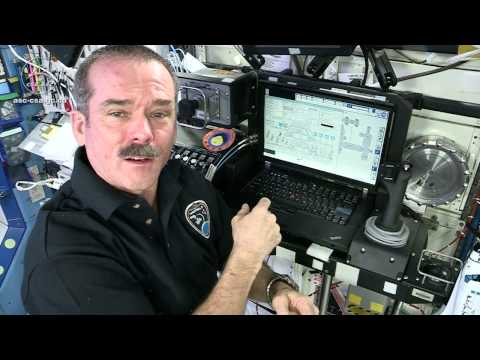 Controlling the ISS