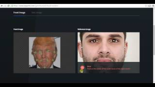 How To Make Donald TRUMP Your Fifa 18 GAMEFACE!!!!!!!!!!