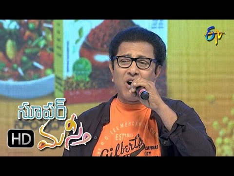 Vandematara Geetham Song | Srinivas Performance | Super Masti | Parchur | 30th April 2017