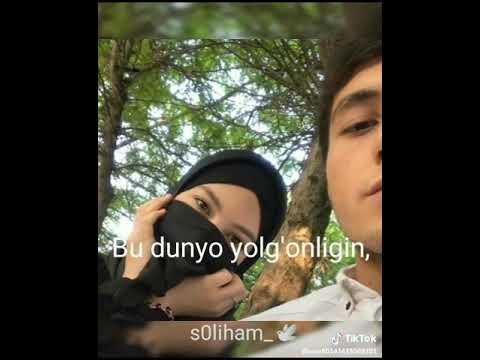 InshaAlloh Hamma Yigitlaga Shunaqa Diydigan Soliha Qiz Nasib Qisin