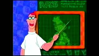 Cartoon Network Japonya - Popeye CM