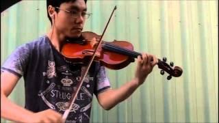 Trinity TCL Violin 2016-2019 Grade 1 A4 Mozart Menuett K.105.1 Performance