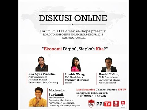 [LIVE] - Find the Right Direction of Social Maturity for Indonesians in the World of Digital Economy