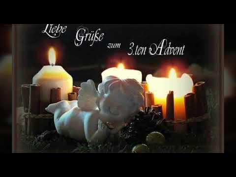 Gute Nacht Schonen Wochenstart Und Alles Liebe Zum 3advent