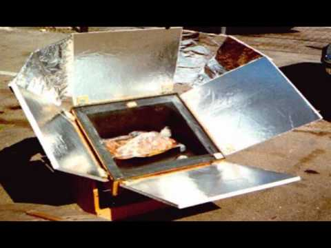 Wendy Dewitt Food Storage Seminar Part 7 Of 9 Solar Oven Cooking