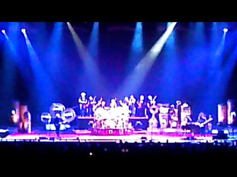Rush YYZ with string ensemble, live on Clockwork Angels tour mp3