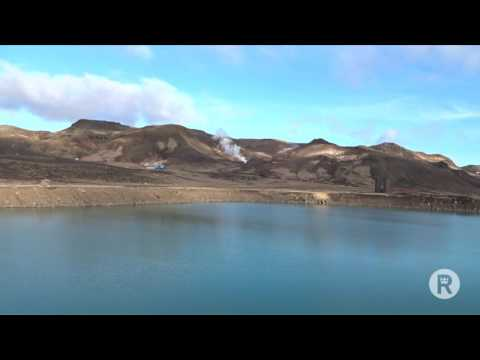 Ryeberg Home Movie: Kleifarvatn Lake, Iceland