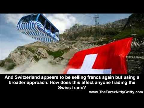 Trading the Swiss Franc