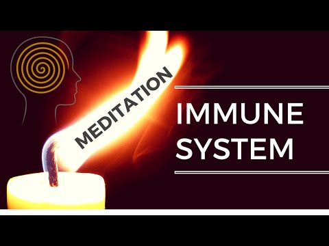 Guided Meditation Immune System Hypnosis BOOST ( Guided Imagery )