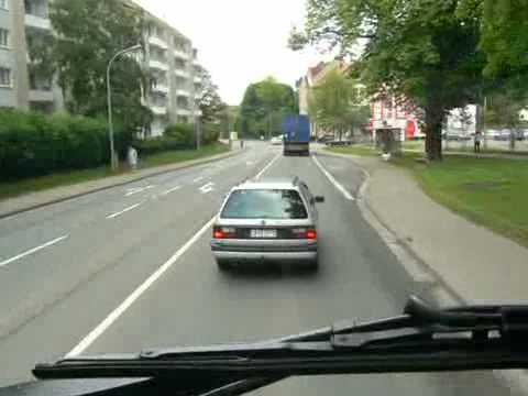 Unterwegs in Mühlhausen
