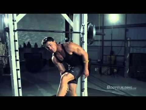 Greg Plitt's MFT28 Day 5, Legit Legs Bodybuilding com