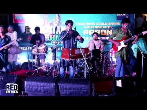 'RUDRAM' - Live at Red Bandstand Azaadi Festival