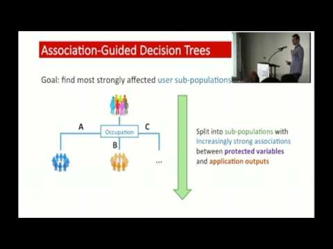 Florian Tramèr - Discovering Unwarranted Associations in Data-Driven... - MLconf SEA 2016