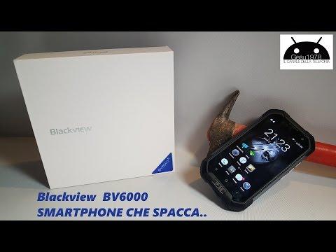 Blackview BV6000 Recensione dopo mesi