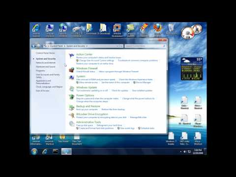 Install Windows 7 IIS Server for Free Pt.1.mp4