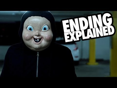 HAPPY DEATH DAY (2017) Ending Explained