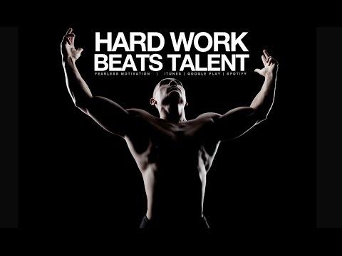 Hard Work Beats Talent - ANYONE Can Win! (Motivational Video)