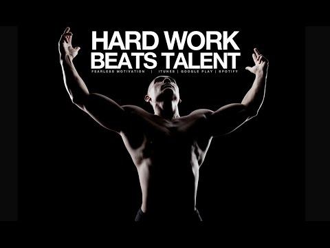 Hard Work Beats Talent - ANYONE Can Win! (Motivational Video)