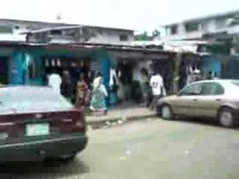Center Street in Monrovia