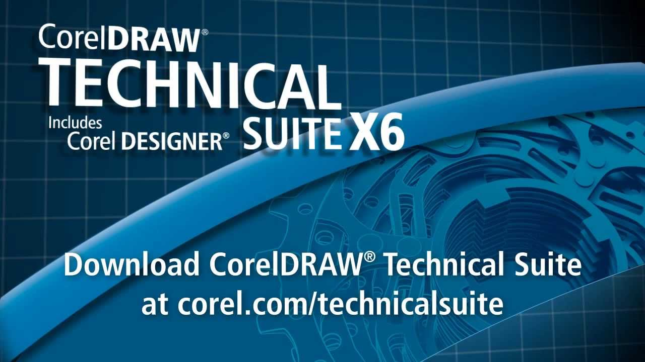 coreldraw technical suite x6 introduction youtube. Black Bedroom Furniture Sets. Home Design Ideas
