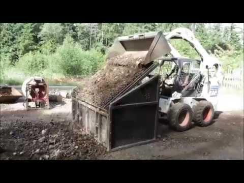 How to Make Topsoil Screen