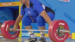 Олимпийские игры 2008. Женщины в.к. св.75 кг.