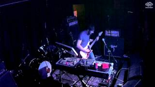 zero absolu - Live at The Facemelter, London (March 2015)