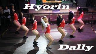 [K POP COVER BATTLE] HYOLYN(효린) - Dally 달리 (Feat.GRAY) + In My Feelings | Aliya Janell Choreo