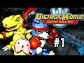 Let's Play Digimon World - Data Squad [Part 1] [Into The Digital World]
