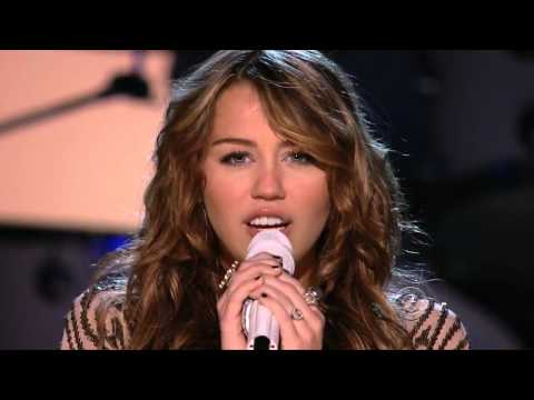 Miley Cyrus - The Climb - Academy Of Country Music Awards 2009