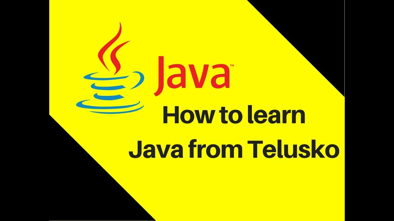 Advanced java tutorial pdf for beginners choice image any 32 how to learn java from telusko youtube 32 how to learn java from telusko baditri baditri Choice Image