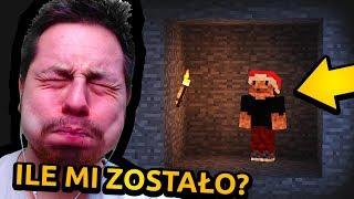CZY WYSTARCZY MI POWIETRZA? - Minecraft: Caveblock