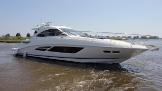 2017 Sea Ray Sundancer 510 Yacht For Sale at MarineMax Somers Point