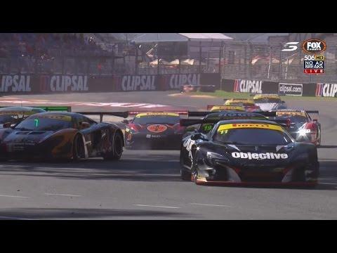 2017 Australian GT - Adelaide - Race 1