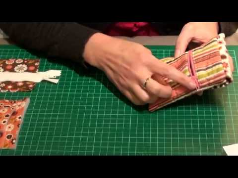 Como hacer una funda para tel fono m vil celular youtube - Como hacer pachwork ...